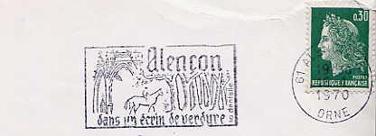 Scan de la flamme de Alencon