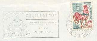 Scan de la flamme de Chatelguyon