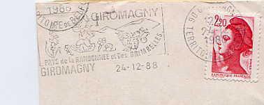 Scan de la flamme de Giromany