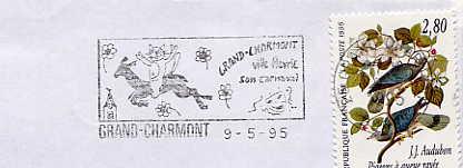 Scan de la flamme de Grand Charmont