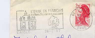 Scan de la flamme de Aigle ( L' )