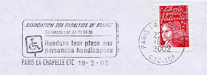 Scan de la flamme de Paris